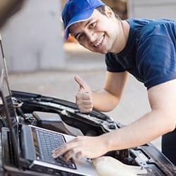 Ripristino gratuito per eventuali cali di batteria o perdita di pressione dei pneumatici.